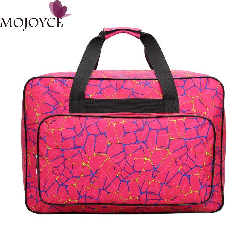 Unisex Large Capacity Travel Bag Portable Women Tote Hand Bag Sewing Machine Bags Multifunctional Travel Bags for Sewing Machine