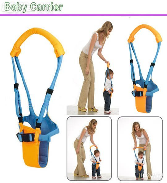 Free Shipping Moon baby Walkers Infant Toddler safety Harnesses Learning Walk Assistant Kids keeper