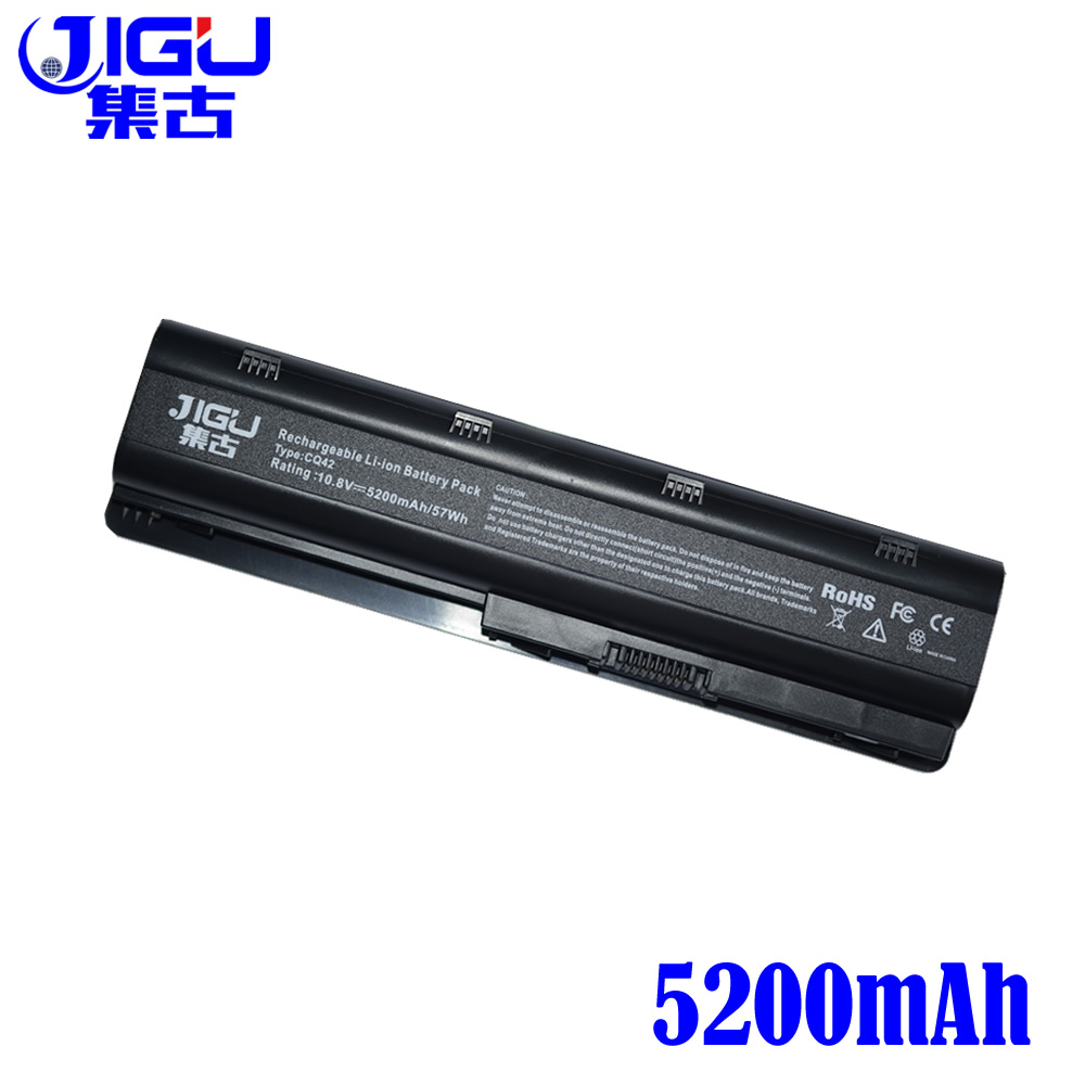 Image 4 - JIGU Laptop Battery For HP Pavilion DM4 DV3 Dv6 3000 G32 G62 DV5 G56 G72 For COMPAQ Presario CQ32 CQ42 CQ56 CQ62 CQ630 CQ72 MU06-in Laptop Batteries from Computer & Office