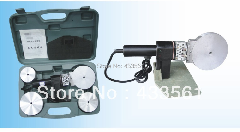 Portable Welding machine /Quality Great socket fusion machine in size scope DN75-DN110 for pipe fittings welding connector