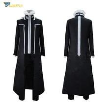 Anime Sword Art Online Kirito cosplay costume  Extra Edition Kirigaya Kazuto clothing цена в Москве и Питере