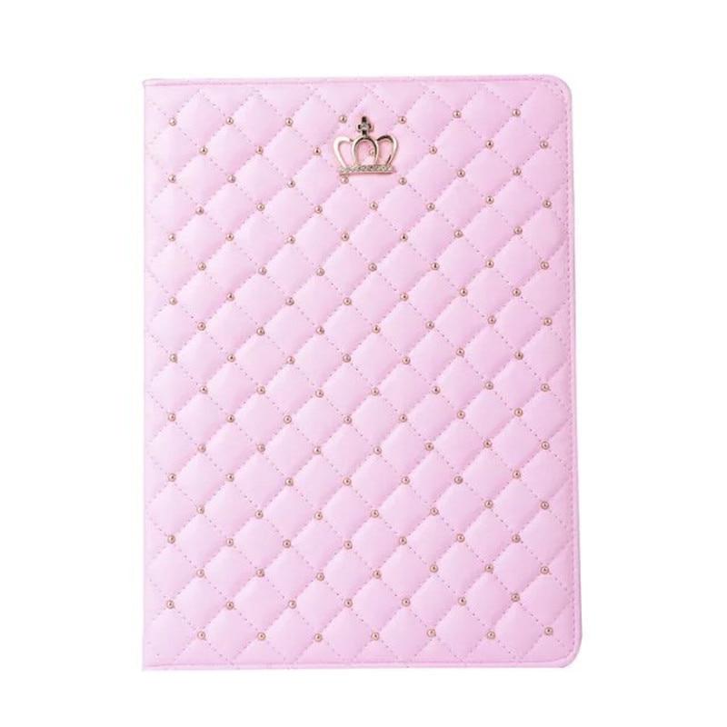 Bling Crown Coque for iPad mini 1 mini 2 mini 3 Case Luxury Stand A1432 A1454 A1490 Cover for iPad mini 1 2 3 Luxury Cover (11)