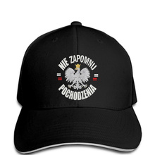 super popular a87fc e139e Baseball cap 2018 Fashion men Hat Nie Zapomnij Pochodzenia Polish Eagle  Polska Poland Baseball cap(