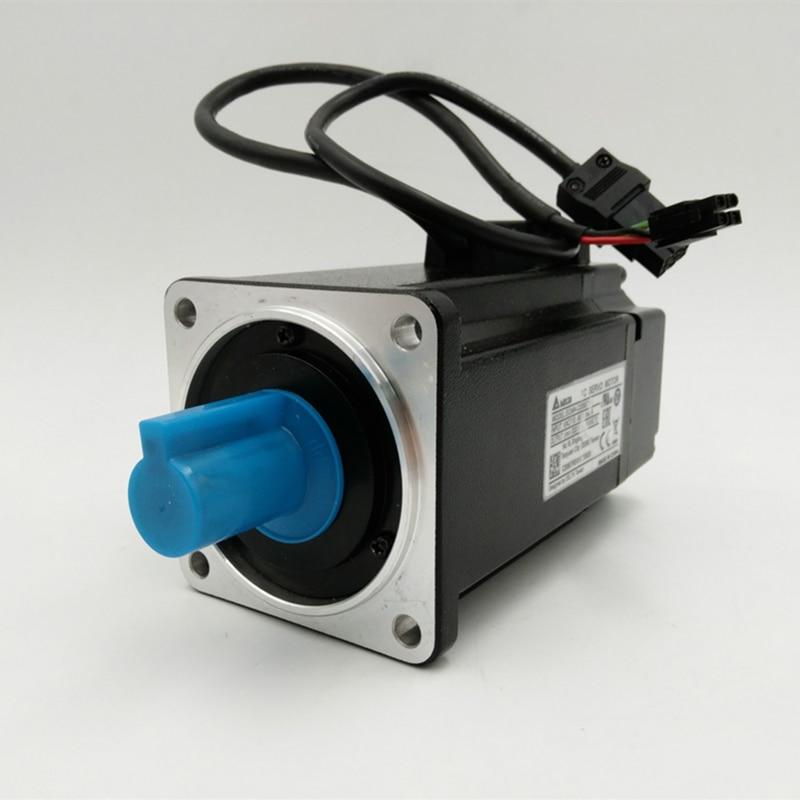 New Delta AC Servo Motor 220V 750W 2 39NM 3000rpm ECMA C20807RS with Keyway Oil Seal