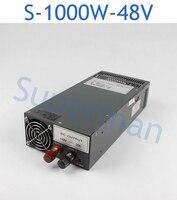 S 1000 48 power suply output 48v 1000w 48v 20a transformer ac to dc power supply