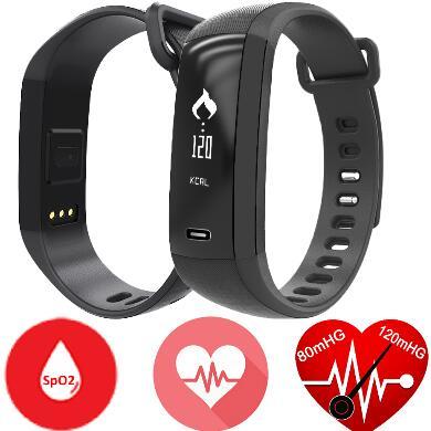 imágenes para Nueva m2 inteligente muñequera pulsera inteligente de la presión arterial monitor de ritmo cardíaco banda inteligente podómetro rastreador de ejercicios para iphone android
