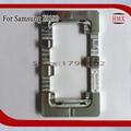 2 pcs alumínio metal alinhamento fixo do molde moldes para samsung galaxy i9190 telefone oca laminado substituir cola uv lcd molde de vidro