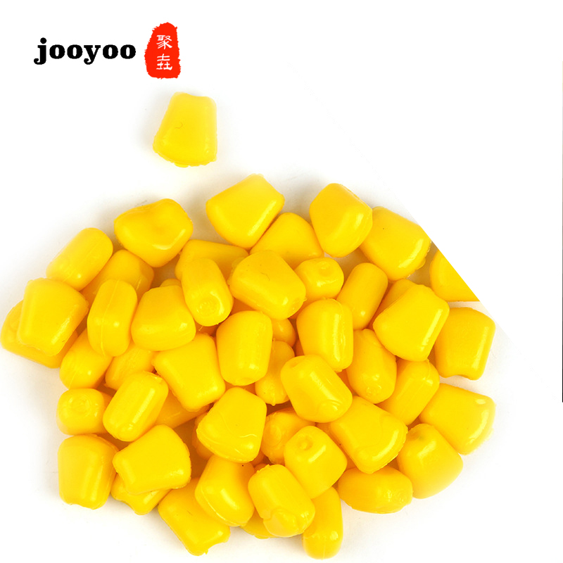 Hot selling Soft Lure Bionic Corn Kernels Fish Bait 100Pcs/Lot 44grams Sea Fishing Freshwater Fishing Lure Bait Fishing Gear