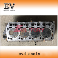 Für Mitsubishi motor Bagger/Loader motor K4E zylinderkopf assy-in Kolben  Ringe  Stäbe & Teile aus Kraftfahrzeuge und Motorräder bei