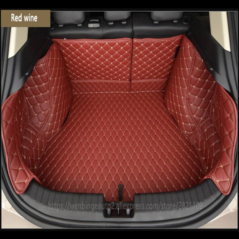 Пользовательские коврик багажник автомобиля Коврики для багажника для MG все модели MG ZT T ZR ZT TF автомобильные аксессуары пользовательские Ко