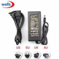 LED Power Supply adapter transformer ac dc110V 220v to 5V 12V 24V 2A 3A 5A 7A 8A 10A For 5050 3528 ws2812 ws2801 led strip light
