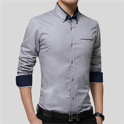 Cotton Male Shirt