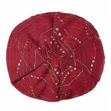 Beanies Turban Ladies Fashion Hat
