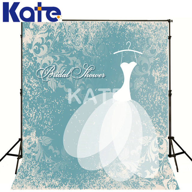 15*2M(5*65Ft)Kate Photography Background White Wedding Can Add