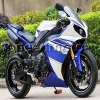 Шурупы + подарки + синий литья под давлением yzf-1r 2015-2016 Кузов мотоцикла обтекатель для Ymaha yzf1r 15 16 ABS пластиковые комплект