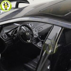 Image 5 - 1/18 CX 7 CX 7 MAZ DA Diecast מתכת רכב SUV דגם צעצוע ילד ילדה מתנת אוסף שחור