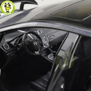 Image 5 - 1/18 CX 7 CX 7 ماز دا ديكاست سيارة معدنية SUV لعبة مجسمة صبي فتاة هدية جمع أسود