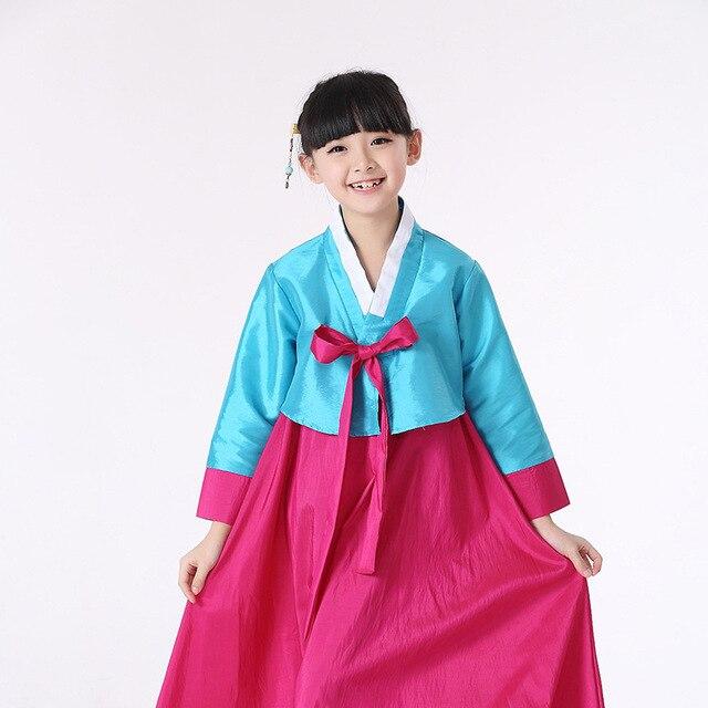 698e299c9 Children Korean Hanbok Costume Traditional Korean Clothing ...