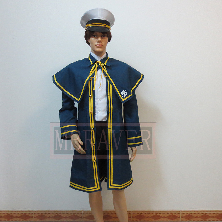 Hot Vocaloid Oliver Cosplay Costume Halloween Costumes Custom Made Any Size