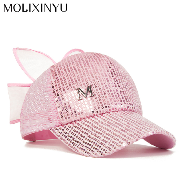 8948218104565 MOLIXINYU Baby Hats Kids Boys Girls Cap Newborn Toddler Baseball Caps Summer  Bow Sun Visor Hat Cap Baby Girls Hat Girls Cap