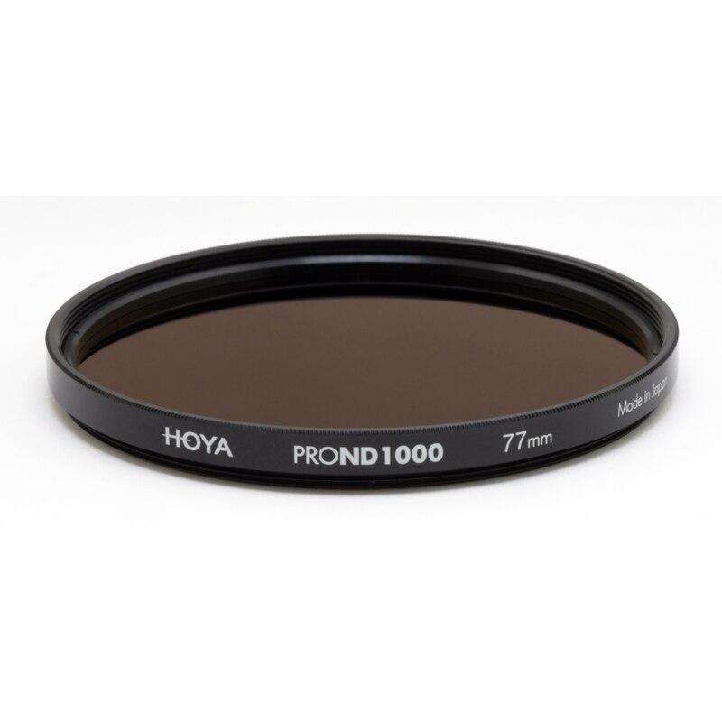 HOYA 77mm ND1000 Ultra mince densité neutre 10 arrêt pour caméra ND 1000 67 72 77 82 - 4