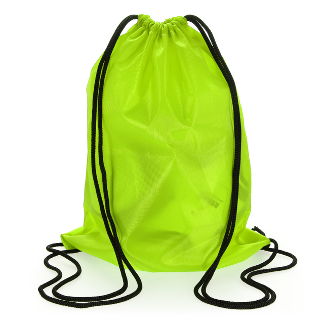 3ac62526f4 1PC 16L Lightweight Drawstring Backpack Outdoor Sport Gym Sack Pack Travel  Storage Beach Bag Climbing Backpack Cycling Rucksack