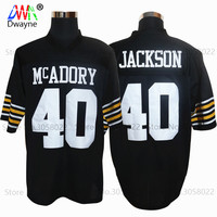 Cheap American Football Jerseys Bo Jackson 40 Alabama McAdory High School Throwback Jerseys MHS Retro Stitched