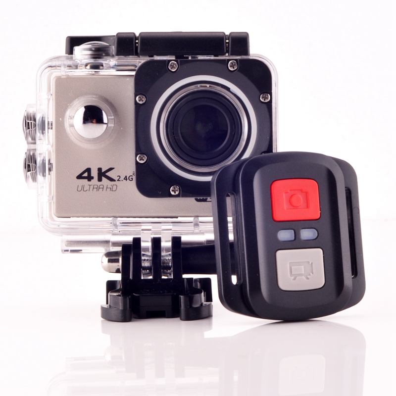 Original Action Sport Camera F60R Ultra 4k  Wifi 2.0 Lcd 170 Degree Wide Lens Helmet Cam 30m Underwater Waterproof