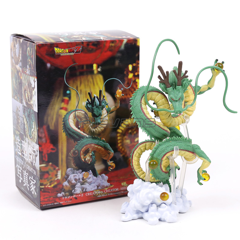 Dragon Ball Z DBZ Creator X Creator Shenron PVC Figure Collectible Model Toy 2 Colors spiderman creator x creator the amazing spider man pvc figure collectible model toy