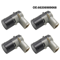 4Pcs PDC Parking Sensor 66206989068 For BMW E39 E46 E60 E61 S3 3 5 6 Series Park System Sensor