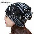 LongKeeper Ladies' Winter Hats Autumn Knit Baggy Beanie Hat Star Style Women Men Warm Cap Girls Beanies Bonnet Circke Caps DWJX1