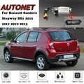 AUTONET Yedekleme Arka Görüş kamerası Renault Sandero Stepway Için BS1 Hatchback 2010 2011 2012 2013/park kamerası veya Braket
