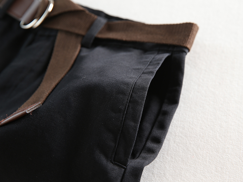 Casual Women Shorts A-line High Waist Slim Summer Shorts 24