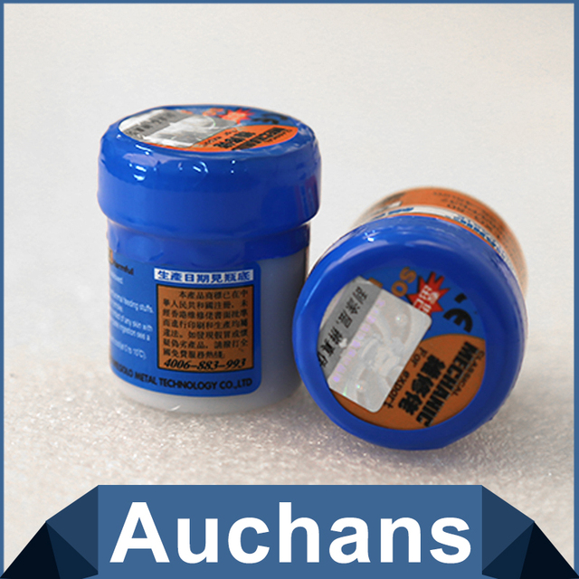 Solder Paste tin cream Flux Paste Sn63/Pb37 25-45um XG-50 solder paste soldering flux
