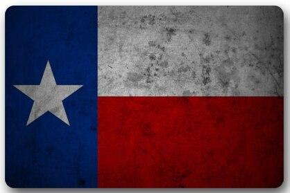 texas state flag western texas star door mats cover nonslip machine washable outdoor indoor bathroom kitchen decor rug