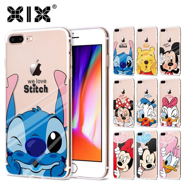 8c5411c757b XIX for Cover iPhone 6 case 5 5S 5C SE 6S 7 8 Plus X Kiss you Soft ...