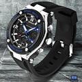 new GMT digital quartz sports men women outdoor watch dive 50m sport military S Shock original goldren watches relogio masculino