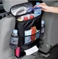 Multifunções Cadeira de Automóvel Organizador Mãe Saco Oxford Bebê Garrafa Saco Térmico Saco térmico com Caixas de Tecido À Prova D' Água