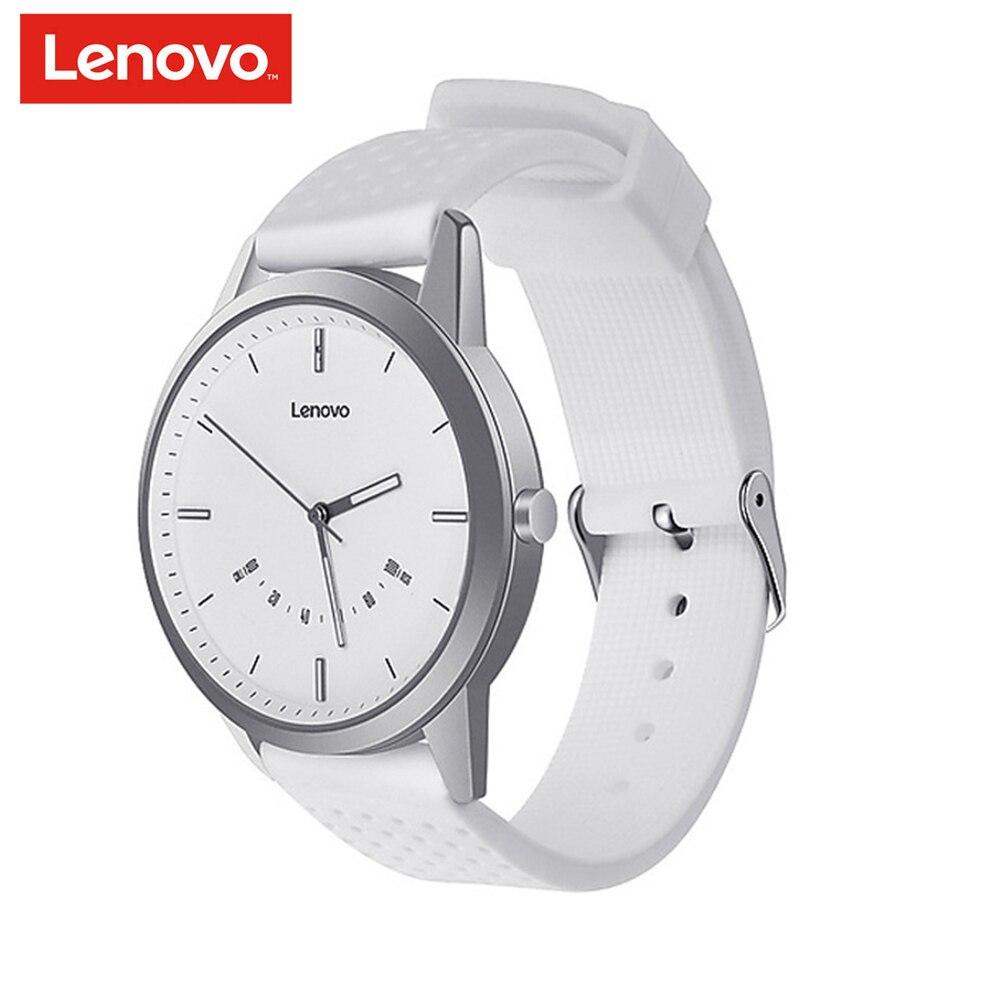 Lenovo Watch 9 Bluetooth Smartwatch Pedometer Sleep Monitor Fitness Tracker Reminder 50M Waterproof Smart Watch F IOS Android kz zsn pro quad core moving double circle headphones