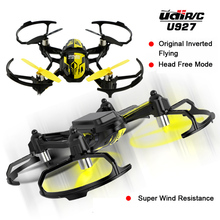 2.4GHz RC Plane 4 CH Upside Down Flying 6-Axis Gyro Remote Control Head Free Professional Drones Helicopter