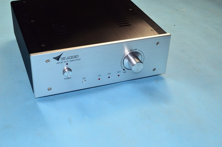 YS audio AM80 KSA 50 Integrated amplifier Class A Or Class AB Gold sealing amplifier