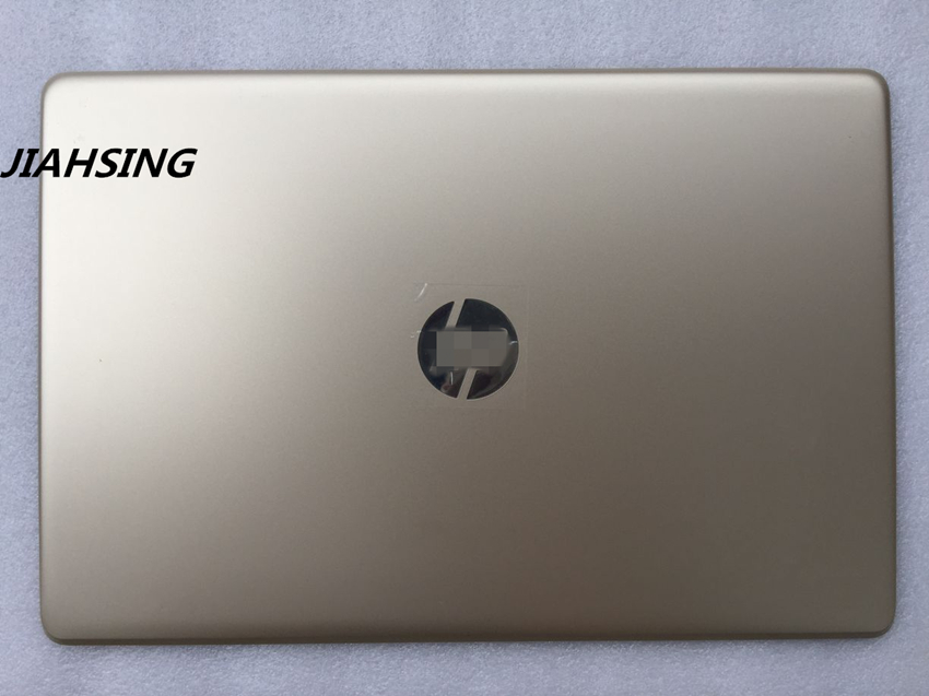 Free shipping New for hp LAPTOP 17 BS series 17 3 Original Silk Gold LCD Back