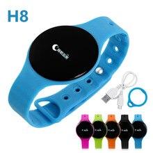 Gzdl Bluetooth H8 Водонепроницаемый Смарт Браслет сна монитор фитнес-трекер Шагомер для IOS Android WT8971