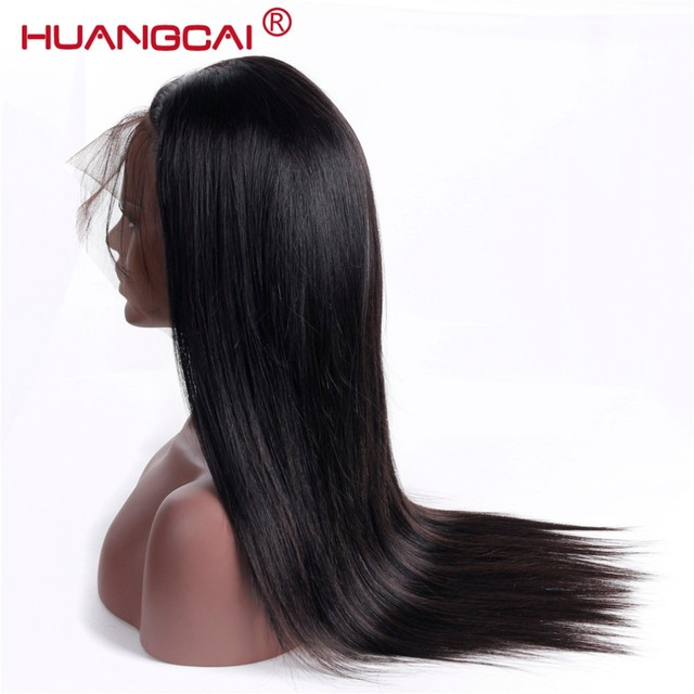 Straight Natural Color Human Hair Wig for Women