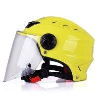 Summer 57 59cm Motorcycle Helmet Scooter Open Face Half Helmet OF100 Moto Casque Casco Motocicleta Capacete