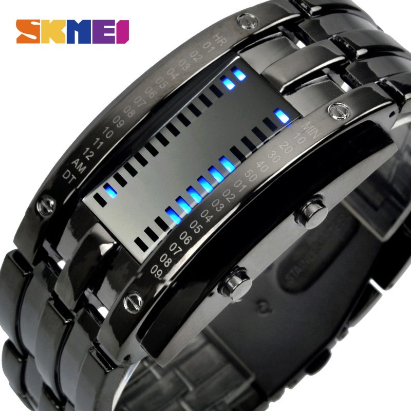 SKMEI Smart Sports Man Watch Fashion Digital Men Watches 30M Waterproof Casual Fashion Mens Watches Relogio Masculino LED Clock