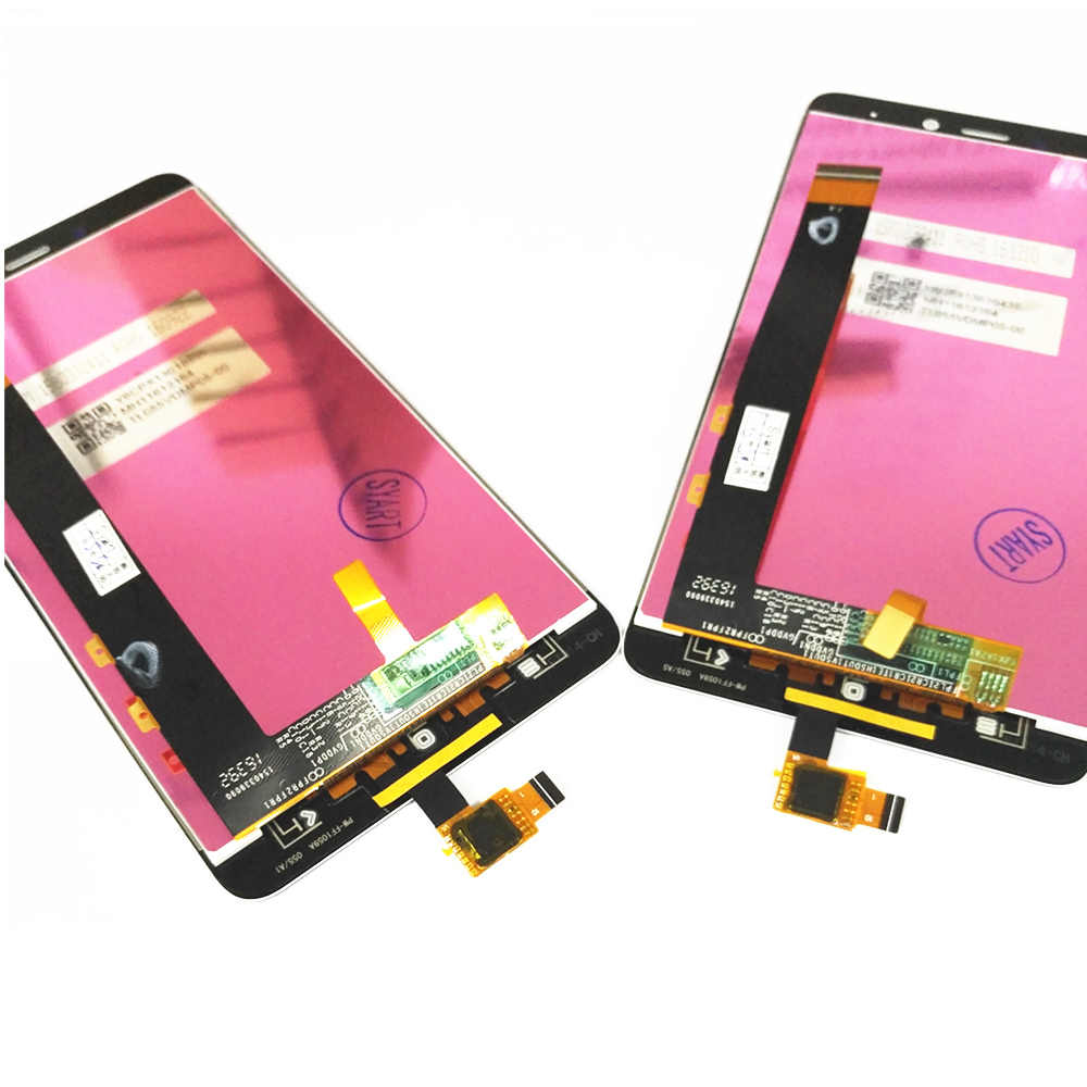 جديد شاشة الكريستال السائل ل Xiaomi Redmi ملاحظة 4 شاشة الكريستال السائل + اللمس غيار للشاشة الجمعية محول الأرقام ل Xiaomi Redmi Note4 الهاتف
