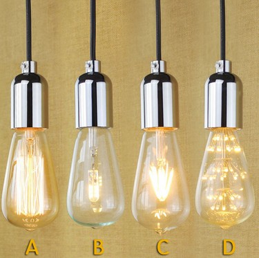 Nordic Loft Simple Metal Droplight Edison Industrial Vintage Pendant Light Fixtures For Living Dining Room Bar Hanging Lamp industrial black edison rh loft droplight ceiling lamp pendant for clothing shop cafe bar hall dining room
