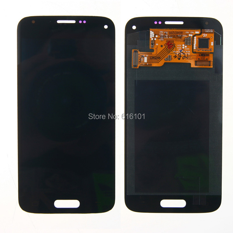 LCD Display Touch Screen Digitizer Assembly For Samsung Galaxy S5 mini G800 G800H Black