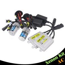 9005 HB3 H10 9006 HB4 H1 H3 H7 H8 H9 H11 880 881 55W HID Bulb Ballast Xenon Kit AC 8000K Light Blue Car Headlight Fog Lamp DRL